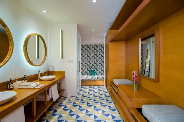 Amilla Fushi - 8 Bedroom Residence - Bathroom