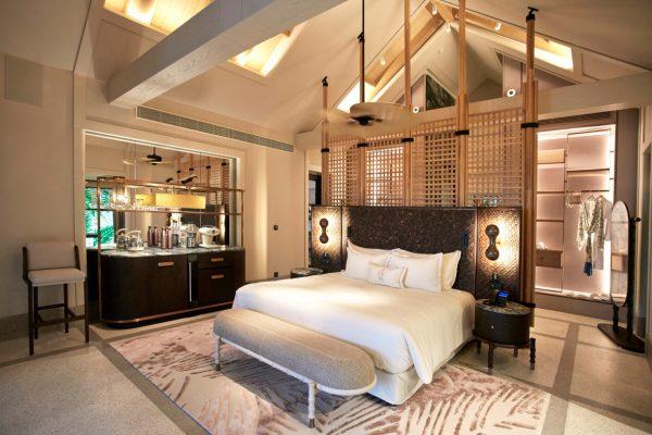 Four Bedroom Beach Residence Bedroom