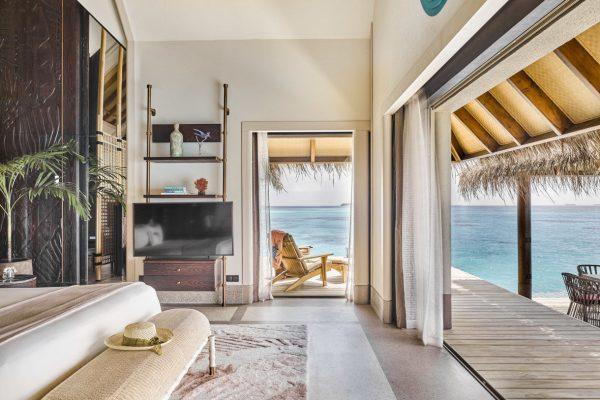 Three Bedroom Ocean Residence with 2 Pools Second Bedroom