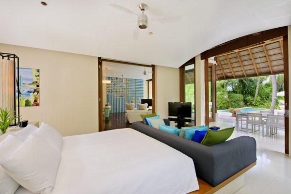 insel-seite-conrad-maldives-rangali-island-beach-suite-bedroom-Maledivenexperte