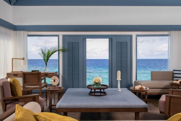 Raffles Maldives June 2018
