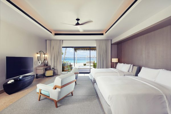 Waldorf Maldives Ithaafushi - 12/09/2019