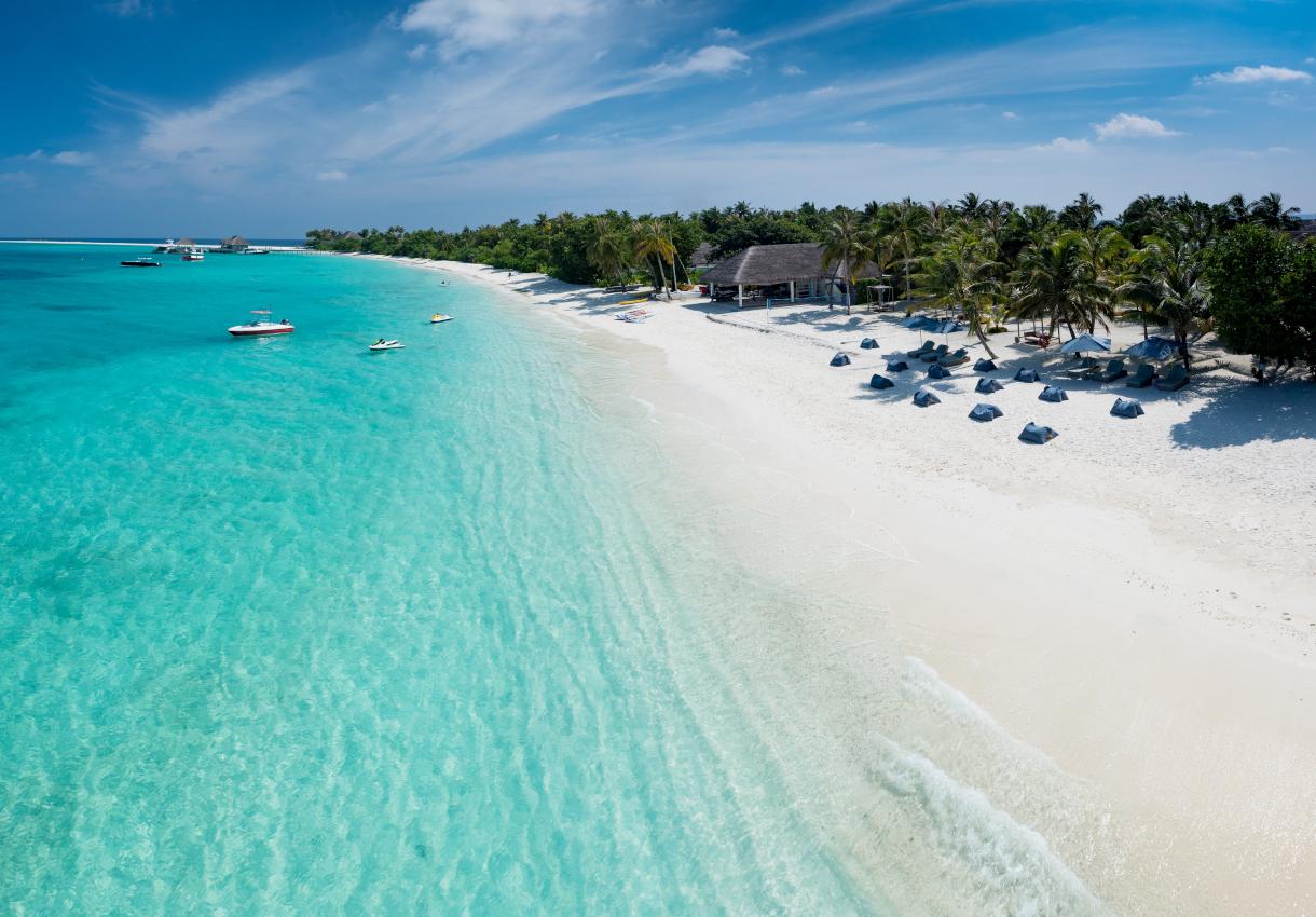 Die Malediven sind nach Corona-Pause zurück!